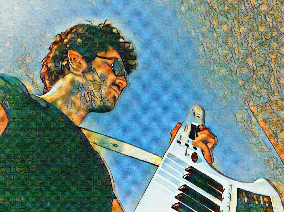 art ax synth roland keytar romain stoffel
